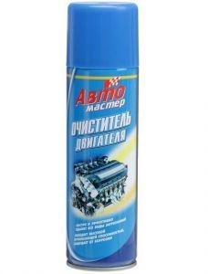 Автоочиститель двигателя (Автомастер) 225мл /24