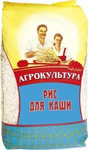 Рис для каши Агрокультура 800г