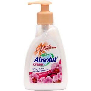 Мыло жидкое Абсолют 250 гр дикая орхидея, диспенсер