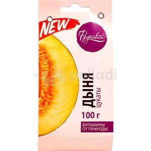 Дыня цукаты 100г (Фрутовит)