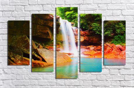 Модульная картина Пейзажи и природа 29