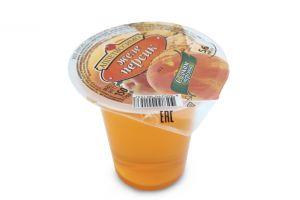 "Желе ""Персик"" с соком персика 150г"