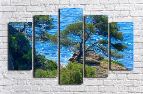Модульная картина Пейзажи и природа 81