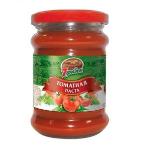 "Паста томатная ""7 грядок"" МС 270 г."