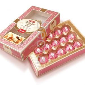 Набор конфет Трюфели с марципаном 225гр.