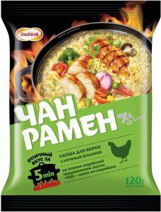 Лапша Чан Рамен со вкусом курицы