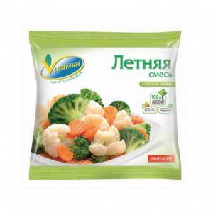 Летняя смесь (овощи) 800 гр (Vитамин)