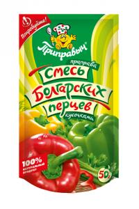 Приправа Смесь болг. перцев 50 г