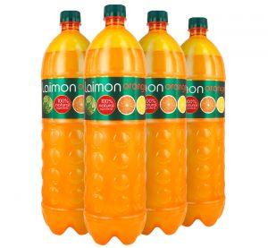 Напиток LAIMON FRESH 1л Orange пэт