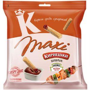 Кириешки MAXI Стейк + соус 50гр