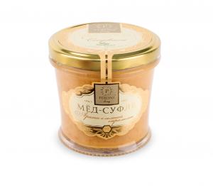 Мёд-суфле Арахис с соленой карамелью 250мл Peroni Honey