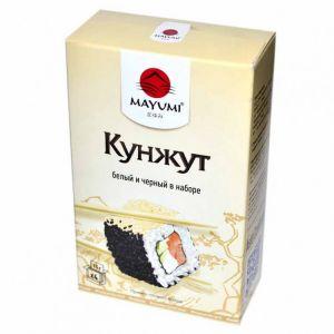 Кунжут белый и черный 60 гр Mayumi