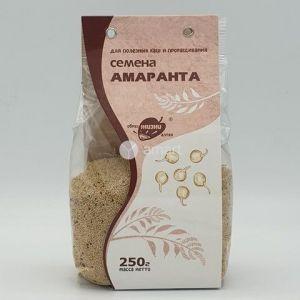 Амарант семя 250 гр Образ жизни
