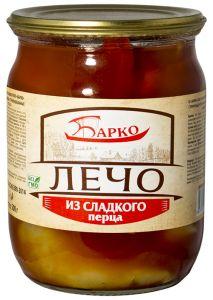Лечо из сладкого перца 500 гр (Барко)