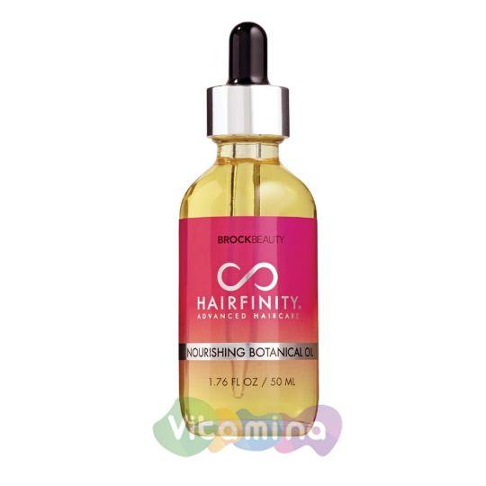 Hairfinity Питательное Ботаническое масло для волос