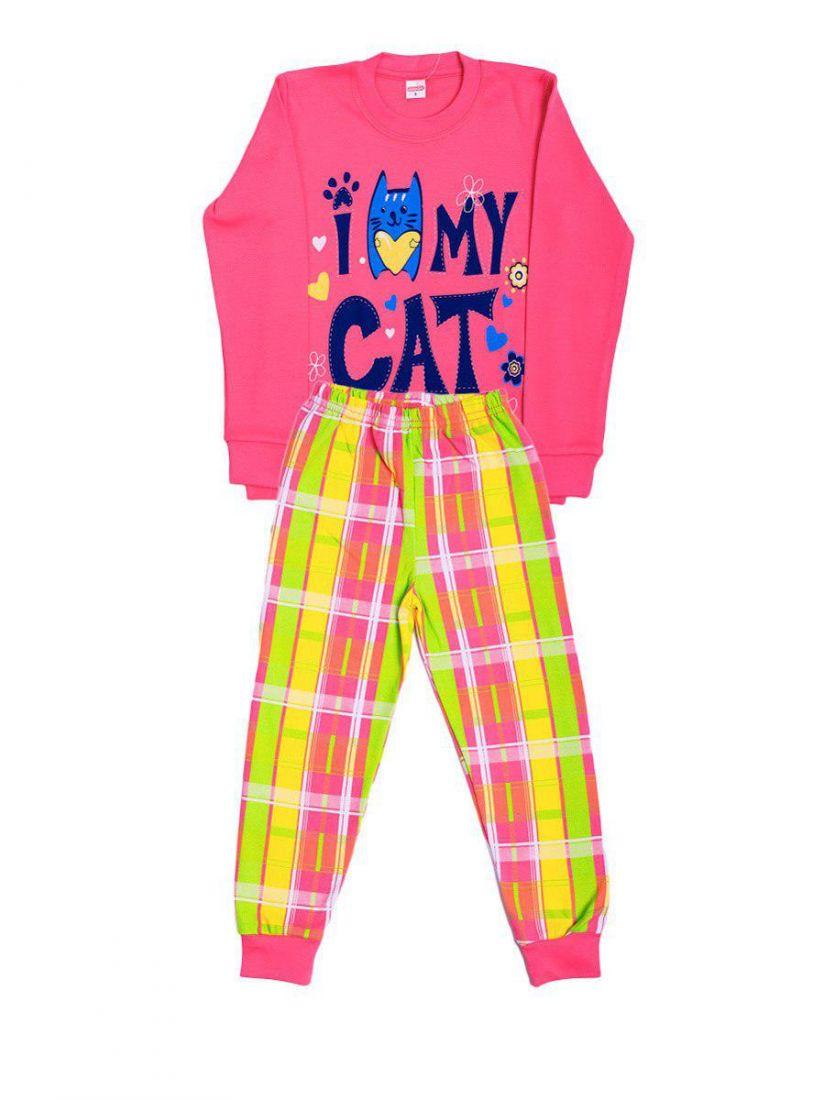 Пижама для девочки My cat