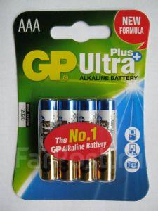 Batareyka GP Ultra Plus Alkaline AAA (4)