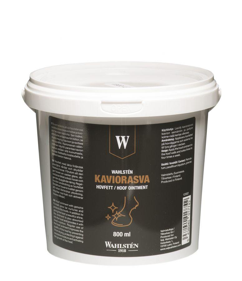 W-Kaviorasva Крем для копыт со стокгольмской смолой 800 мл