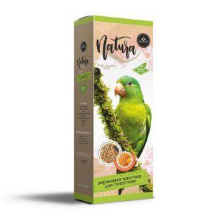 SECRET Natura Зерновые палочки для попугаев медово-яичный коктейль