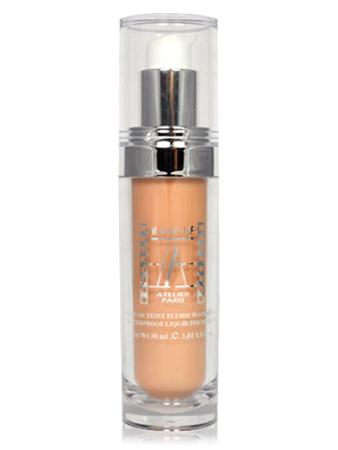 Make-Up Atelier Paris Fluid Foundation Apricot  FLW2A Apricot clear Тон-флюид водостойкий 2А светло-абрикосовый