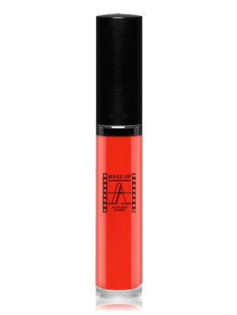 Make-Up Atelier Paris Long Lasting Lipstick RW03 Блеск для губ суперстойкий (красный) натуральный красный