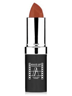 "Make-Up Atelier Paris Cristal Lipstick B014 Natural brown Помада ""Кристалл"" натурально - коричневый"