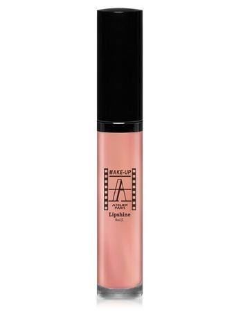 Make-Up Atelier Paris Lipshine LROR Pink gold Блеск для губ золотисто - розовый