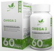 Omega 3 от NaturalSupp 60 кап