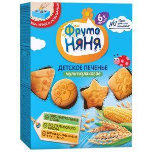 ДП Печенье ФРУТОНЯНЯ Пшеничное с 6мес 150г