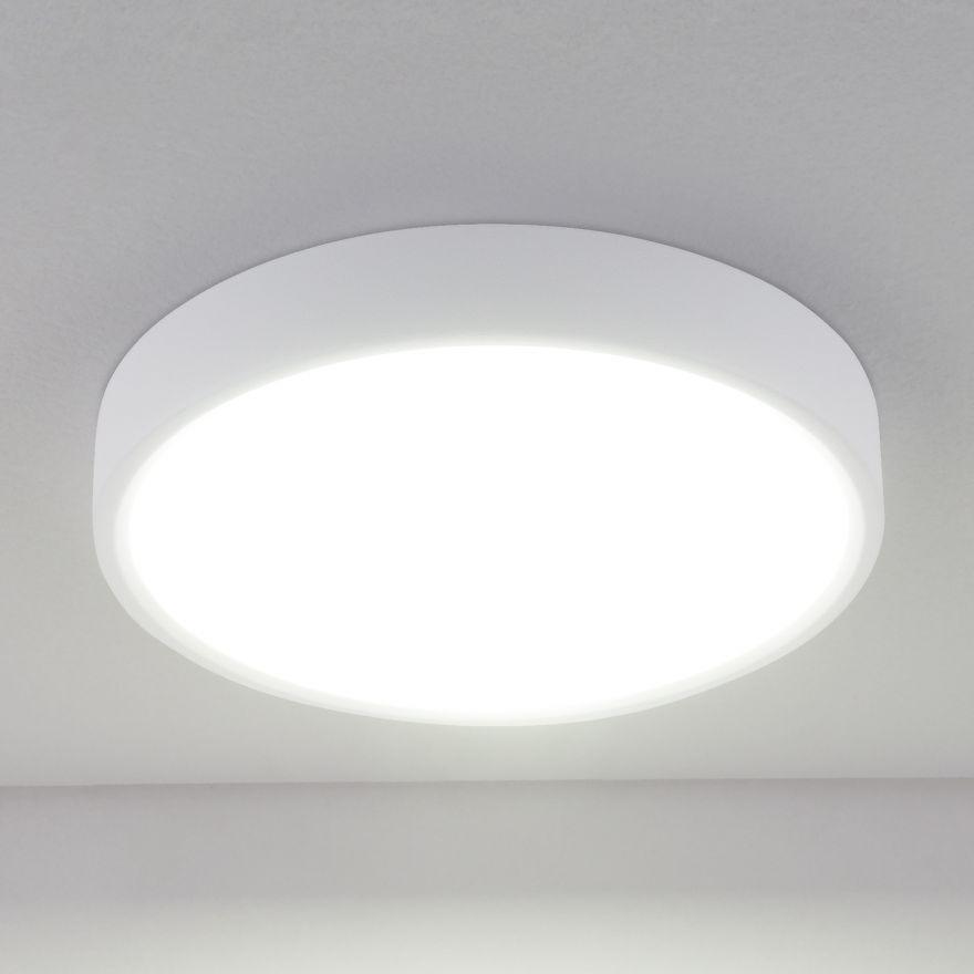 Светильник светодиодный Elektrostandard DLR034 18W 4200K a043015