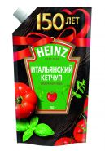 Ketçup Heinz İtaliya 350 gr