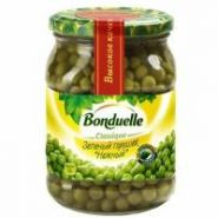 Yaşıl Noxud Bonduelle suse , 580 gr
