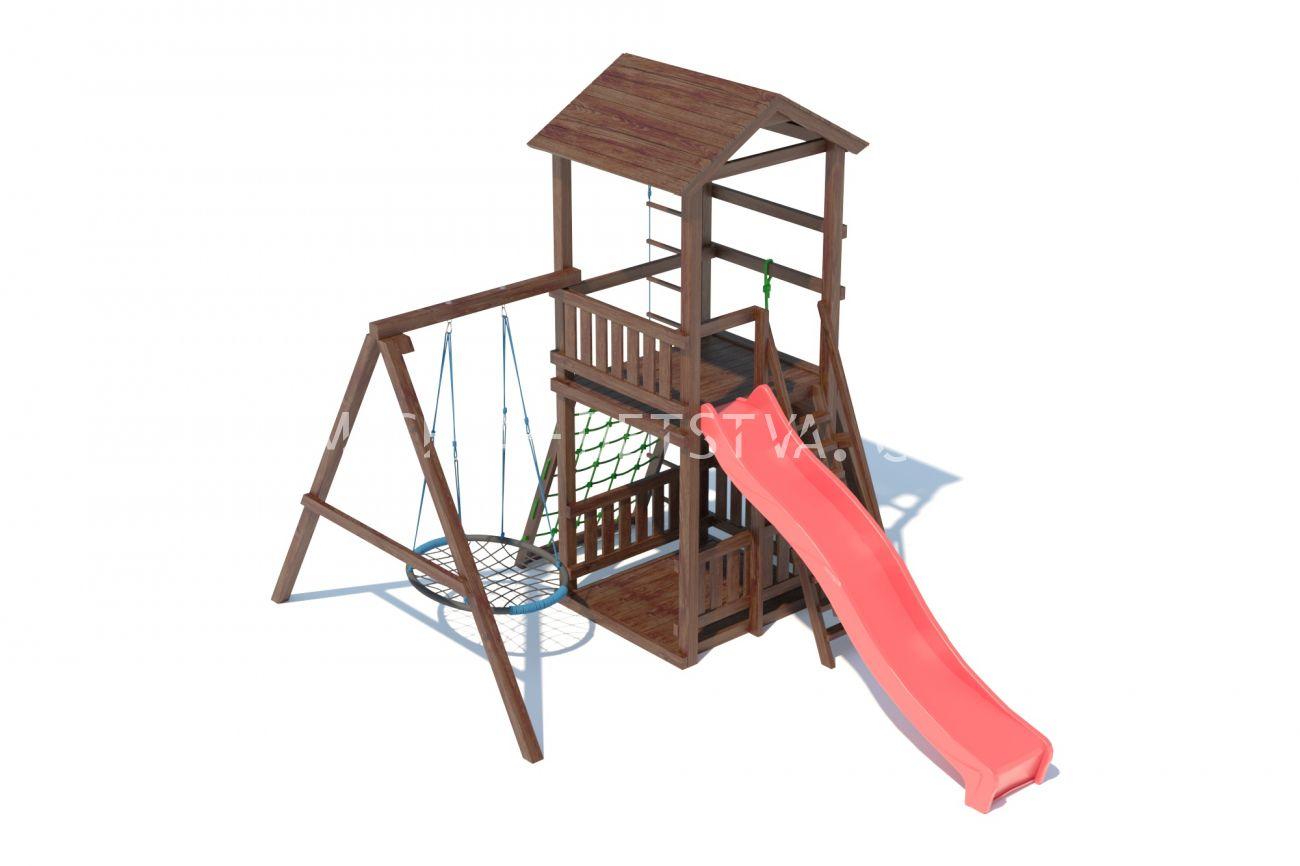 Детский игровой комплекс A 4.2