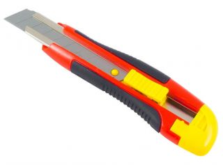 """Нож """"Модерн"""" автоблокировка 18 мм"""