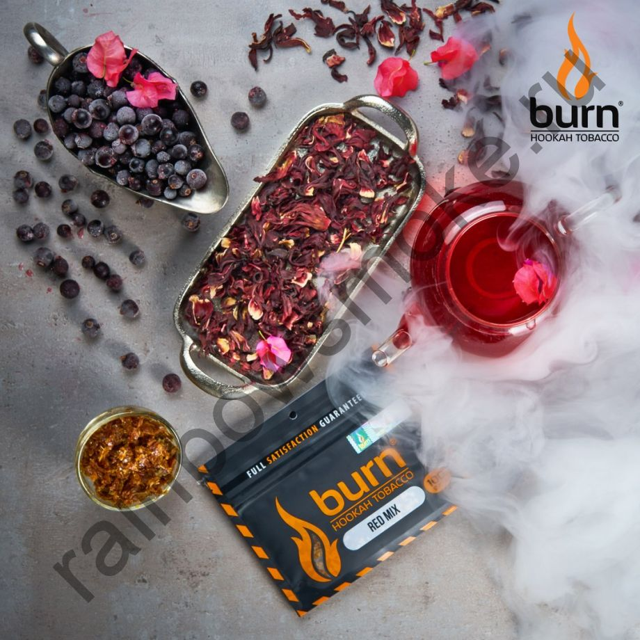 Burn 100 гр - Red Mix (Красный Микс)