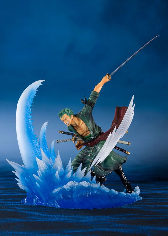 Аниме фигурка One Piece - Figuarts ZERO Roronoa Zoro Yakkoudori