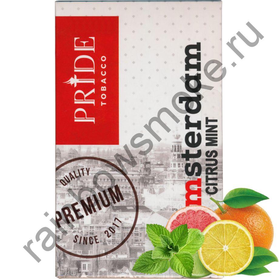 Pride Amsterdam 100 гр - Citrus Mint (Цитрусы и мята)