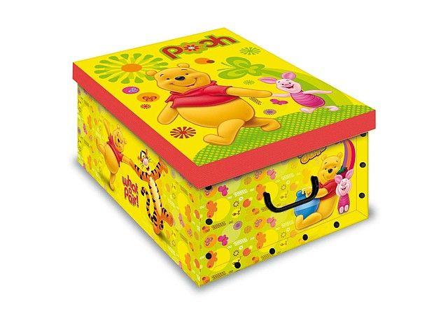 Коробка EVOLUZIONE Дизайн Винни 23*32*14 cm