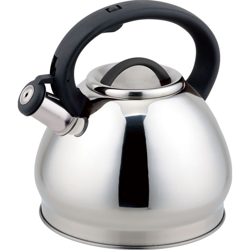 Чайник мет. со свистком 3,0 л. RSWK 7627-30 Rainstahl