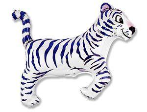 Шар ФИГУРА/11 Тигр белый 76х90 см /FM