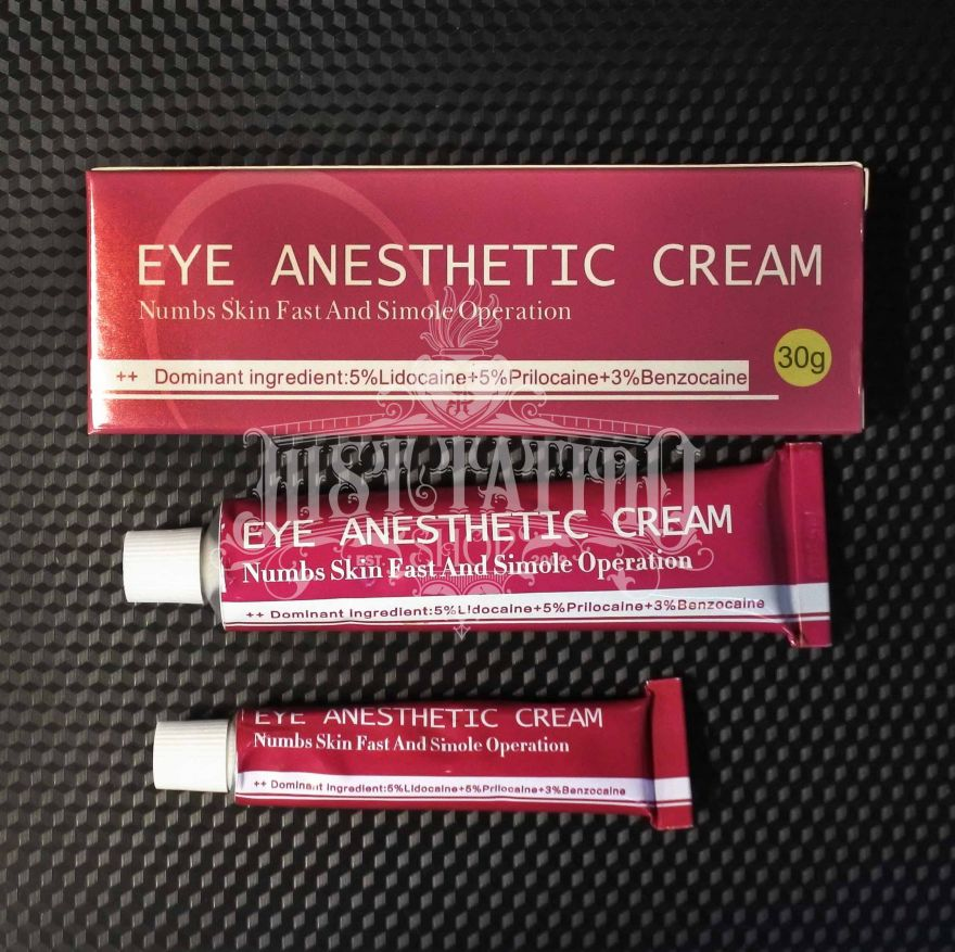 Обезбол для век Eye Anesthetic Cream