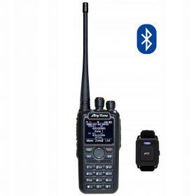Рация AnyTone D878UV Plus (GPS+Bluetooth)