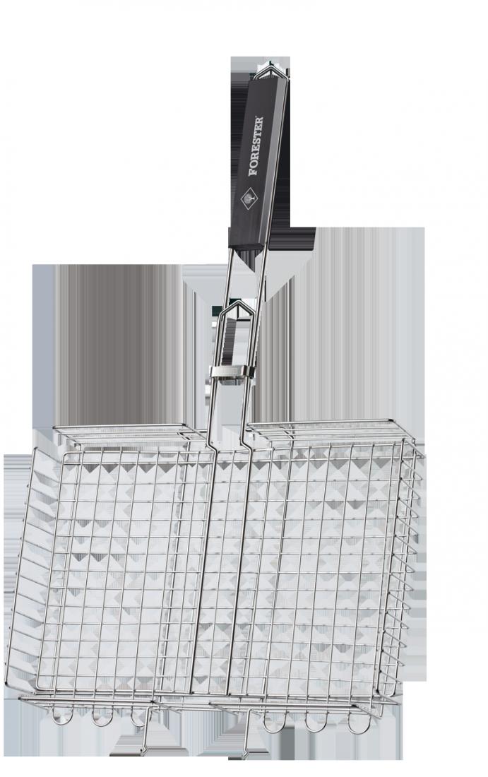 Решетка Forester большая BQ-N03 26х38х0.5-4.5см