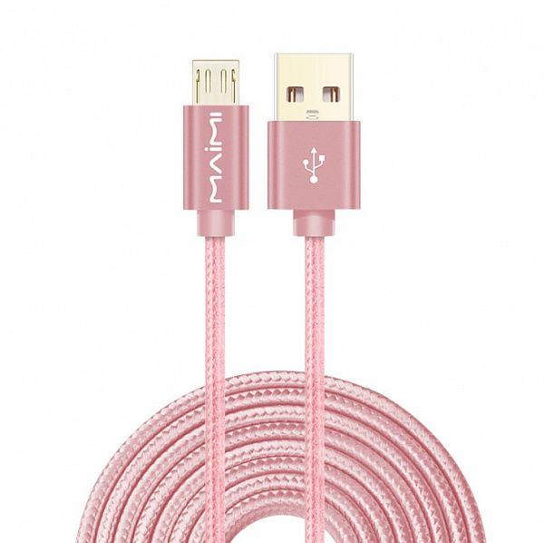 Кабель USB 2А MAIMi MX23 (microUSB) 2м