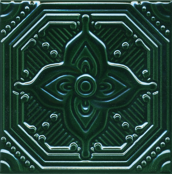 SSA003 | Декор Салинас зеленый