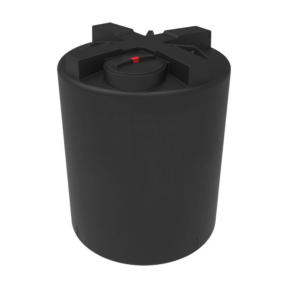 Емкость T 3000 литров черная