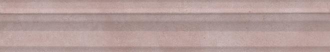 BLC020R | Бордюр Багет Марсо розовый обрезной