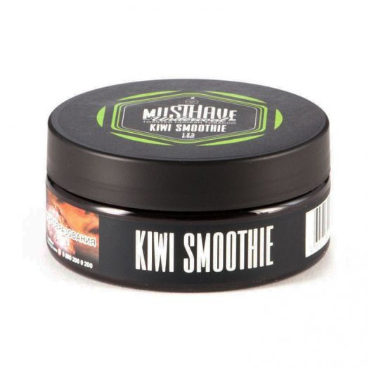 Must Have Kiwi Smoothie