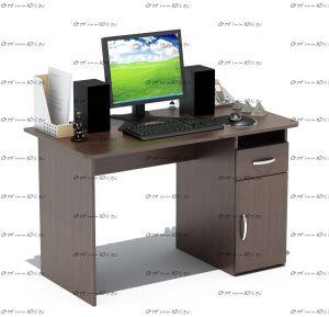 Стол компьютерный Сокол СПМ-03(СПМ-03.1) (120х60х74)