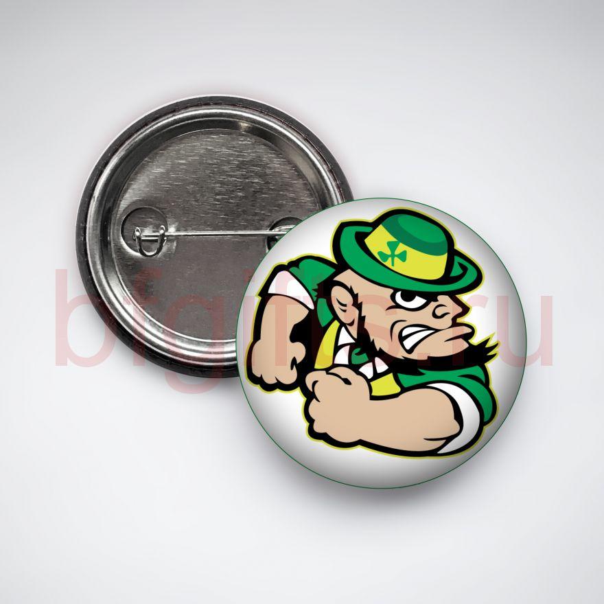 Значок Ирландец